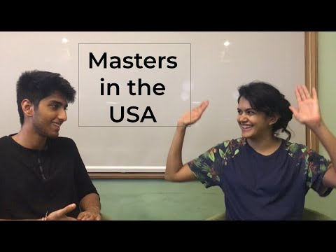 Masters in the USA!