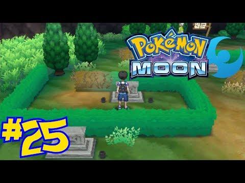 Pokémon Moon Episode 25 - Memorial Hill