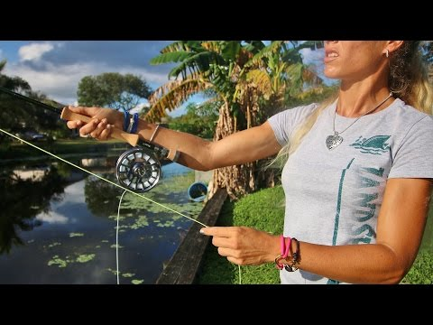 Your First Orvis Saltwater Flyfishing Rod, Reel & How To