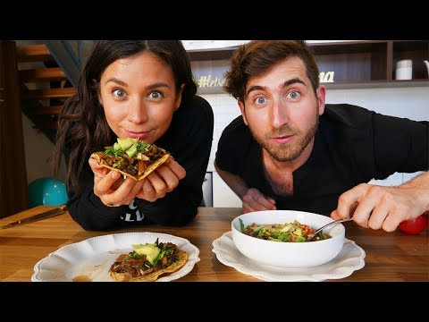 Making Vegetarian Food That Meat Lovers Will Enjoy!?!