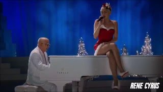 Miley Cyrus - Silent Night (A Very Murray Christmas) HD