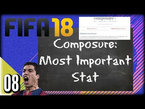 FIFA 18 Youth Academy Tutorial - Composure Discussion - EP08