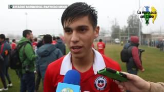 Amistoso Sub 17 | Chile vs Uruguay