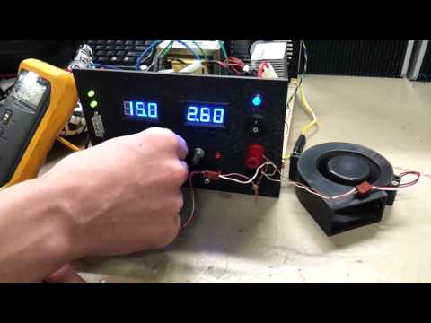 Engineering 12 - Power Supply - Build and Demonstration