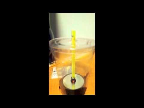 speaker cup