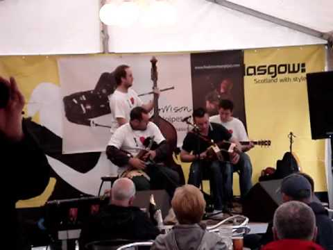 Rough Tides - Uilleann pipes played