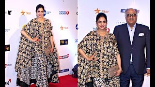 Sridevi And Boney Kapoor At Jio Mami 19th Film Festival 2017