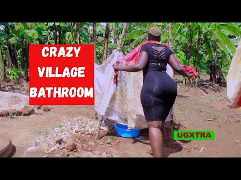 Xxx Mp4 CRAZY VILLAGE BATHROOM COAX JUNIOR USHER Amp DORAH New Ugandan Comedy 2019 HD 3gp Sex