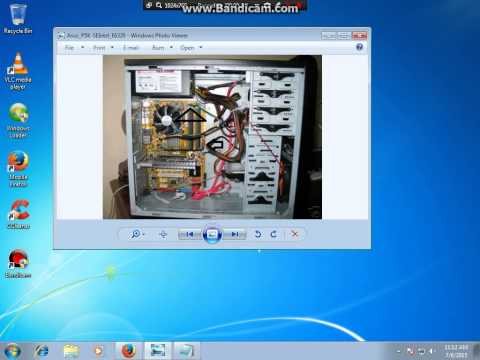 Computer Screen Flickering problem