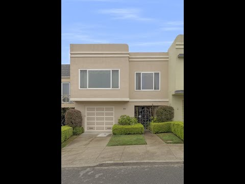 San Francisco home for rent   82 Arroyo Way