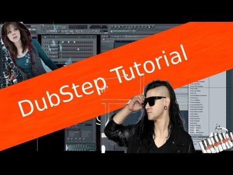 How to Wie (DubStep) - Musik / Einen Beat selber am PC machen Nr. 1 [FL STUDIO TUTORIAL GERMAN]