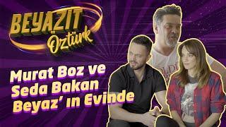 Download Murat Boz ve Seda Bakan Beyaz'ın Evinde Video