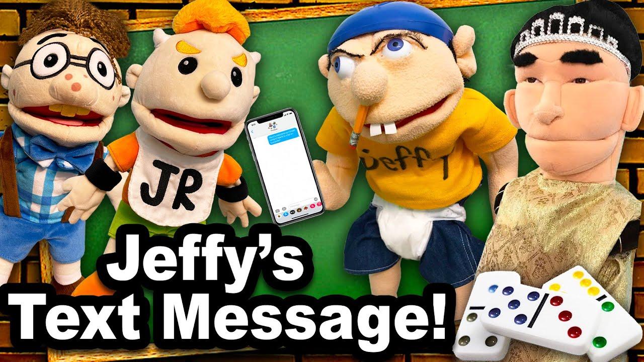 SML Movie: Jeffy's Text Message!