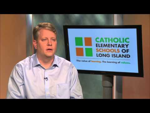 Why did they choose Catholic elementary school?