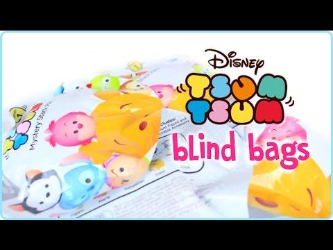 Disney Tsum Tsum Blind Bags!