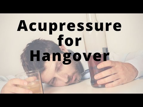 Acupressure Points for Hangover (Liver Function) - Massage Monday #320