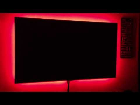Custom LED Backlighting - Samsung UN60F7100AF 60