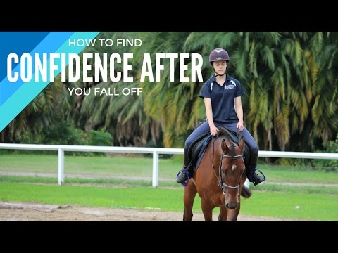 HOW TO GET YOUR RIDING CONFIDENCE BACK