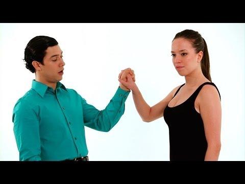 How to Hold Hands in Merengue | Merengue Dance
