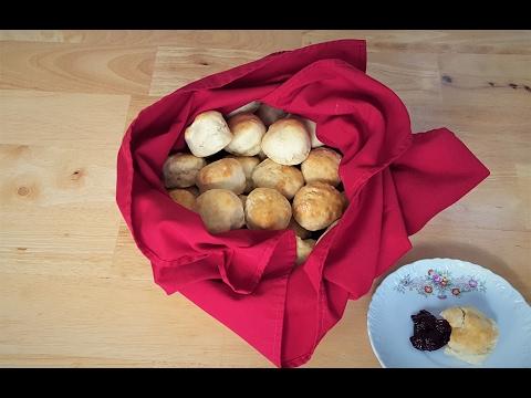 Light Yeast Biscuits