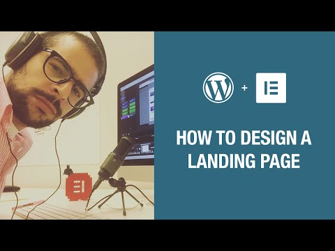 How to Create a Stunning Landing Page on WordPress in Minutes [FREE Plugin]