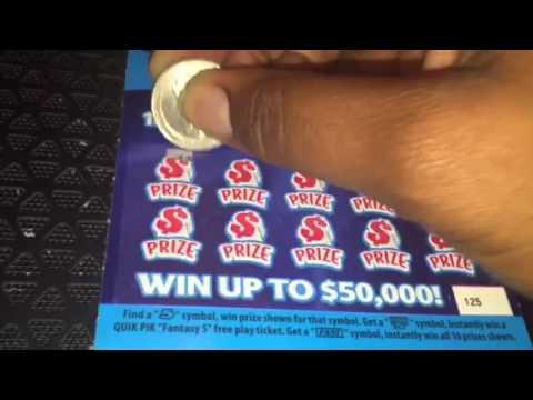 Georgia Lottery: Fast 5's