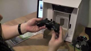Xbox 360 Slim Unboxing In Canada