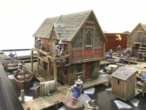 Warhammer Fest New Forge World Lord Of The Ring Miniatures & Terrain