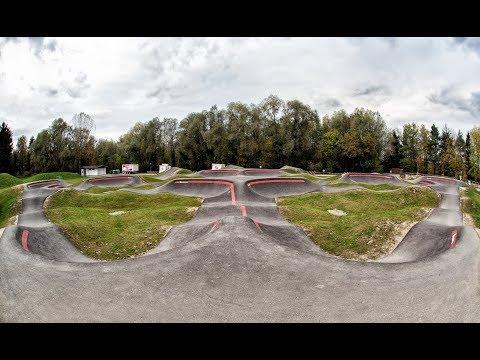 Wals Pump Track, Austria - Velosolutions