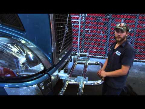 How to Install a Big Rig Grill Guard | Raney's Product Showcase