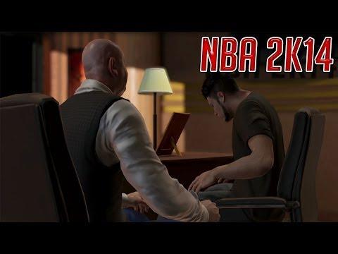 NBA 2k14 My Career - Fast Forward To Starter!!