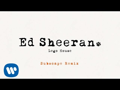 Ed Sheeran - Lego House (Subscape Remix) [Official]
