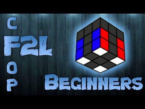 CFOP: F2L for Beginners