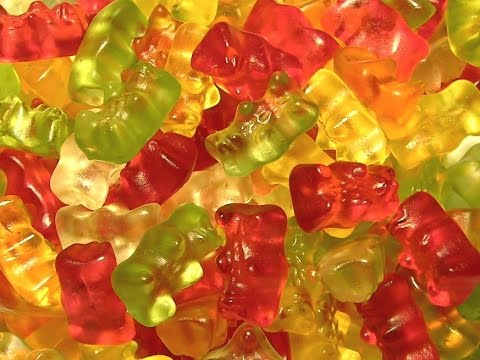 How to Make Red Bull Energy Gummy Bears Candy Recipe For Big Kids