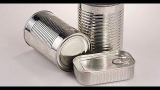 لن ترمي علب السردين بعد مشاهدة الفيديو / فكرة سهلة وبسيطة/ مفيدة للمحجباتrecycling/diy recycling