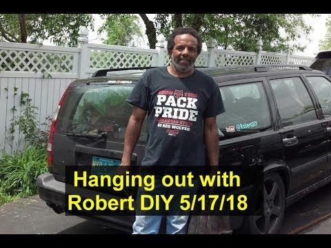 Dodge Dakota AC service, junkyard run, stuck hood info, etc. HOWR
