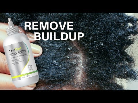 Clay Mask Alternative for Removing Product Build Up | DEVACURL BUILDUP BUSTER REVIEW