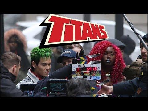Is Titans Season 1 in Trouble?