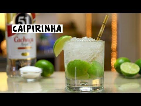 Caipirinha - Tipsy Bartender