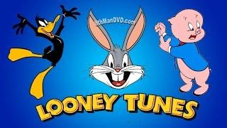 The BEST BUGS BUNNY, DAFFY DUCK & PORKY PIG: Looney Tunes Merrie Melodies [Cartoons For Children HD]