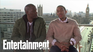 Tyrese And Ludacris Take The EW Pop Culture Personality Test | Entertainment Weekly