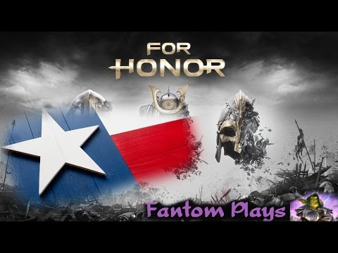 COOLEST FOR HONOR EMBLEM & HOW TO MAKE IT (TEXAS FLAG)