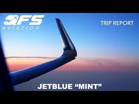 TRIP REPORT   JetBlue Airways - A321 - San Francisco (SFO) to New York (JFK)   Business Class