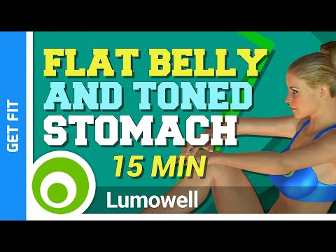 Flat Belly Workout: Abs Exercise To Tone Stomach