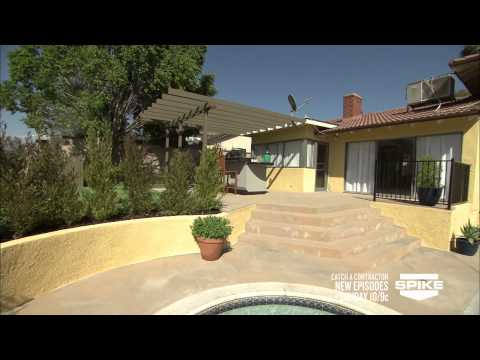 Catch A Contractor, Season 2: The Rodriquez's New Backyard