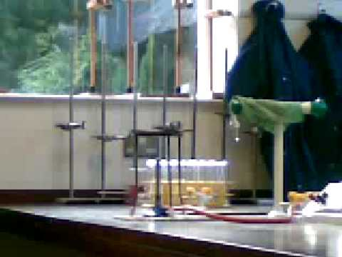 Magnesium and Copper Oxide