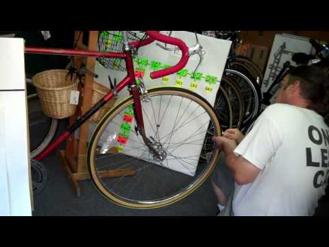 How to Measure Bicycle Wheel Circumference For A Cycling Computer