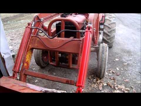 Massey Ferguson loader repairs