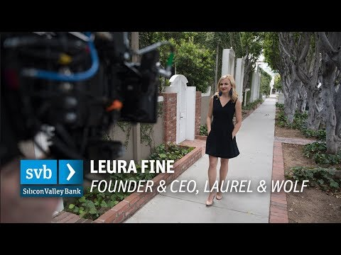 Leura Fine, Laurel and Wolf: How to prioritize creativity in your startup
