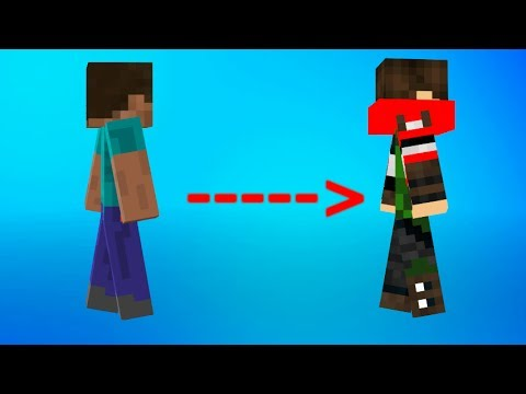 [tutorial] how to add your skin to minecraft team extreme [offline only]